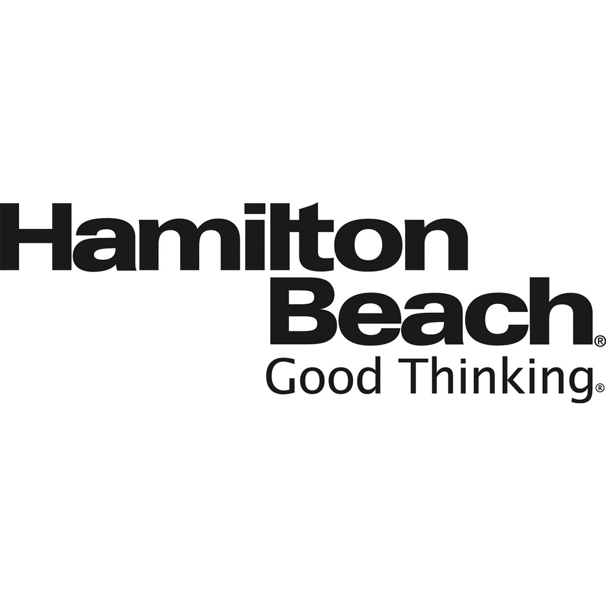Hamilton Beach Good Thinking